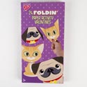 Valentine Cards 24ct Foldin Friends *2.99* Boxed