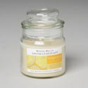 Candle Scented Apothecary Jar Mondo Bello Invigorating 3 Oz In Apothecary Jar W/domed Lid