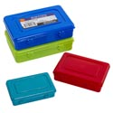 Storage & Craft Container 3pc Set (small) 4 Colors #maxima 444, 333, 222