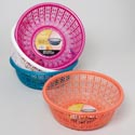 Colander 12d X 4.5h 5 Colors #star Fruity 30