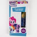 Valentine Cards 27ct My Little Pony Lenticular Stickers *2.99*