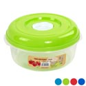Food Storage Container 1.75l 7.2 Cups 4 Colors Vented #omega 4