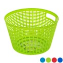 Basket Round 4 Colors In Pdq 10.6 X 6.2 #st-3940