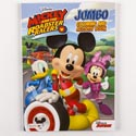 Coloring Book Mickey Races 96 Pgs In 24 Pc Display Box
