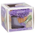 Candle Scented 3oz Window Boxed Lavender Bouquet Made In Usa
