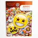Coloring Book Emoji Core 96 Pgs In 24 Pc Display Box