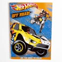 Coloring Book Hot Wheels 96 Pgs In 24 Pc Display Box