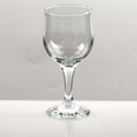 Drinkware Water Glass 10.5 Oz Clear Tulipe 04555