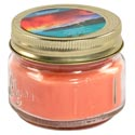 Candle Scented Island Escape 3.0 Oz Mason Jar Starlytes