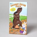 Easter Candy Choco Bunny Solid 3 Oz Boxed Carrot Patch Pete/pdq Milk Chocolate Flavored