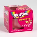 Candle Scented Skittles Strawberry 3 Oz Boxed #sell In Usa Only#