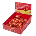 Easter Candy Lindor Milk Choc Egg .99 Oz Counter Display