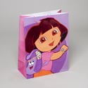 Gift Bag Dora The Explorer Large 13x10x5