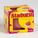 Candle Scented Starburst Watermelon 3 Oz Boxed #sell In Usa Only#