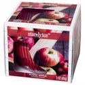 Candle Scented 3 Oz Window Boxed Rustic Apple