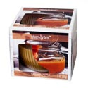 Candle Scented 3 Oz Window Boxed Caramel Maple