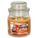 Candle Scented Apothecary Jar Caramel Maple 3 Oz
