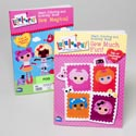 Coloring Book Giant Lalaloopsy 2 Titles 96 Pages In Pdq Ref B148835-p6p Made In Usa