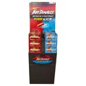 Candy Hot Tamales Combo Shipper Fierce Cinnamon/fire And Ice 5 Oz Theater Boxes