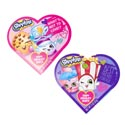 Valentine Candy Shopkins Heart 1.6 Oz Milk Choc Counter Display