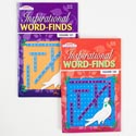 Word Find Inspirational 2 Asst 96 Pg In Pdq #b50130p Ppd $3.95