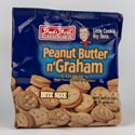Cookies Buds Best Pb& Graham Sandwich Cookie 6oz Bag #51012