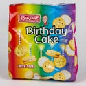 Cookies Buds Best Birthday Cake Bite Size Cookie 6 Oz Bag #51015