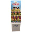 Candy Snake Spray/crank Pop Candy 4 Asst Flavors In Shipper