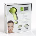 Skin Cleansing System Green Power Brush, 2 Heads *9.99* Litho Boxed