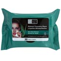 Facial Makeup Cleansing Wipes 30ct Alove Vera 4-12pc Pdq's