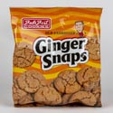Cookies Buds Best Ginger Snaps 6 Oz Bag #52012