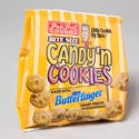 Cookies Buds Best Butterfinger Candy & Cookies 60z Bag #52013