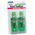 Hand Sanitizer 2 X 2oz Carded Aloe Vera Xtra Care