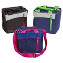 Cooler 18 Can Tote Collapsible Insulated 5 Asst Colors See N2 #c5545