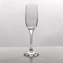 Champagne Flute Glass 6.25 Oz Clear Superior