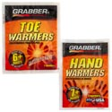 Warmers 2pk Hand & Toe Assorted 360 Pc Display Grabber See N2 #htes360busa