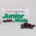 Junior Mints 3.5oz Box In 72pc Shipper