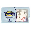 Candy Peeps 3ct Snowman 1.125oz 24pc Pdq Made In Usa