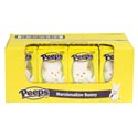 Easter Candy Peeps Giant White Bunny 24ct Counter Display