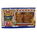 Candy Peeps 3ct Gingerbread Man 1.18 Oz 24pc Pdq Made In Usa