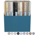 Shelf Liner Adheso - Marbles & Granites 18in X 1.5yd Display Box