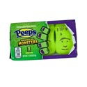 Candy Halloween Peeps Monsters 3ct 1.125 Oz