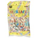 Candy Necklace 2.9 Oz Peg Bag
