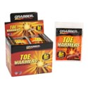 Warmers Toe 2pk Grabber Adhsv 8-40pc Display Box 6 Hours