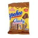 Yoo-hoo Milk Choc Flavored Candy Mini Bars 8/bag 4 Oz Peg Bag