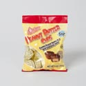 Chocolaty Peanut Butter Cups Real Milk Choc 5 Oz Peg Bag