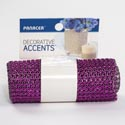 Crystal Wrap Craft Roll Magenta 4.75x48 Decorative Accents*6.49*