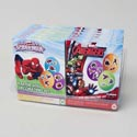 Easter Egg Dye Coloring Kit 5ct 24pc Pdq Spiderman, Avengers # 6123447-ayrpc