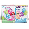 Easter Egg Dye Coloring Kit 5 Ct 24 Pdq Princess, My Little Pony #6123707-acrpc