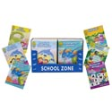 Workbooks Kindergarten 6 Asst School Zone In Pdq